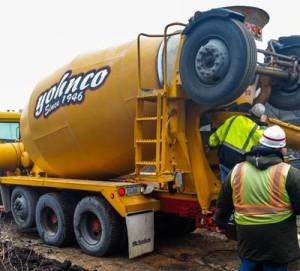 Yohn Co. Concrete Truck