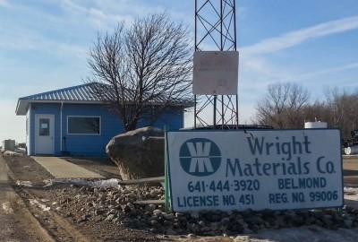 Wright Materials Sand & Gravel Quarry
