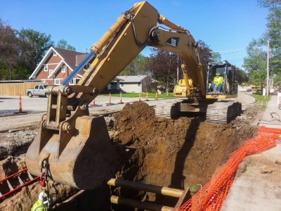 10th Street NW Storm Sewer Improvement Project