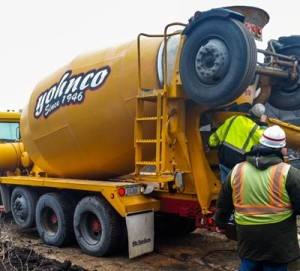Yohn Co. Concrete Truck